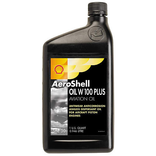 AeroShell Oil W100 Plus