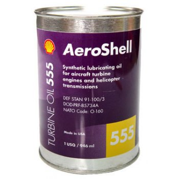 AeroShell Turbine Engine Oil 555